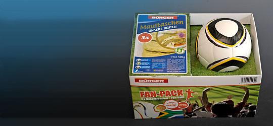 BayPack Sonderkonstruktionen Fussball WM 2010