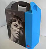 Wellpappeverpackungen Trage Box