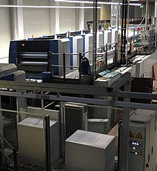 Druckmaschine KBA